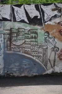 Havana, sztuka ulicy